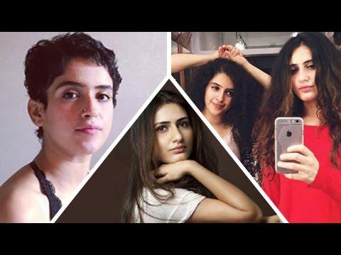 Top 10 Dangal Girls Instagram Video   Fatima Sana