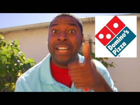 Dominos Pizza Hold out Commercial Spoof  😜Random Vid😜 ( David Spates )