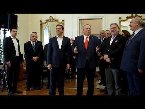 Ελλάδα: Πολιτικές αναταράξεις από τις εξελίξεις στα Σκόπια…