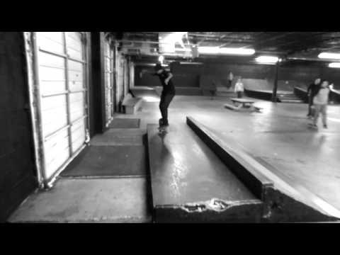 Skate Naked Skatepark edit by Dan Charlton