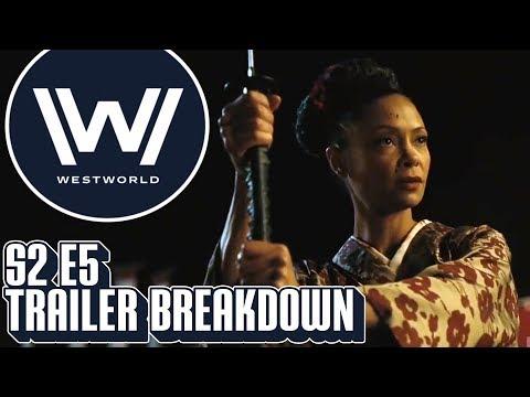 [Westworld] S2 E5 Trailer Breakdown   Season 2 Episode 5 Teaser
