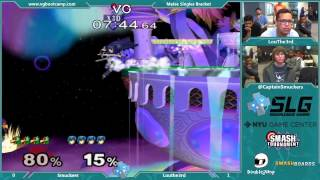 COMBO VID: NYC Metropolitan Area SSBM Power Rankings! Dec. '14