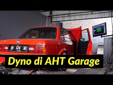 Kisah Kasih BMW e30 Bermesin Turbo eps 3 // DYNO TIME