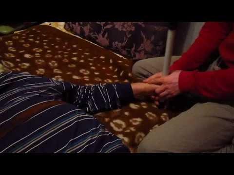 Как снять спастику в руке после инсульта
