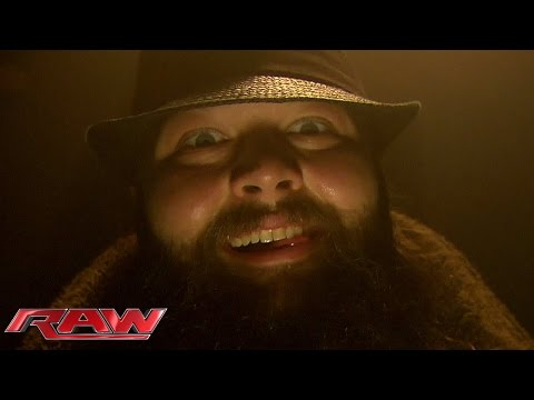 Bray Wyatt Reveals Why He Attacked Roman Reigns At Money In The Bank: Raw, June 15, 2015