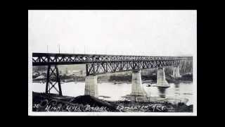High Level (AB) Canada  City new picture : BUILDING THE HIGH LEVEL BRIDGE - EDMONTON, CANADA