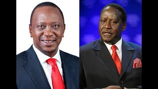 Kenya Gets Ready For Presidential Election Re-Run On October 17