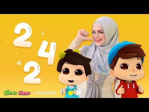 Omar & Hana X CUCKOO | Jom #SAMASAMA 242 | Dato' Sri Siti Nurhaliza
