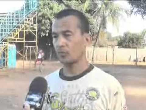 TV NORTE Festa de rodeio no aniversário do Riacho da Cruz 10 07 15
