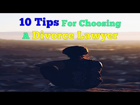 How To Choose A Divorce Lawyer In Singapore | 10 Tips For Choosing A Divorce Lawyer