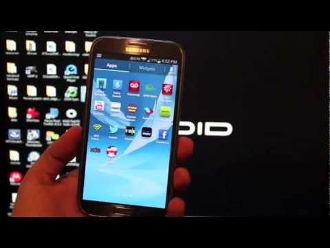 Free Wireles Wifi Tether Galaxy S III and Galaxy Note II running Jelly Bean