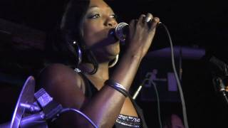 Shanna Waterstown and the Ocala Blues Hounds - Rock me baby @ BAG Thursday