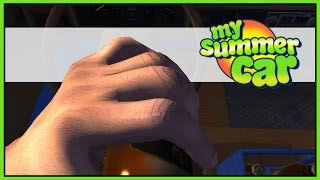 Change The Driver - Wicked Plays My Summer Car - Part 1 [Let's Play My Summer Car Gameplay]