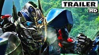 Transformers La Era De La Extinción Trailer 2014 Español
