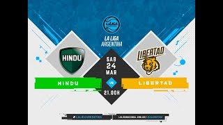 #LaLigaArgentina | 24.03.2018 Hindú Club vs. Libertad de Sunchales