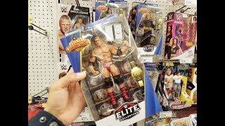 Video WWE TOY HUNT! NEW TARGET EXCLUSIVES HALL OF CHAMPIONS ELITES FOUND! MP3, 3GP, MP4, WEBM, AVI, FLV Maret 2018