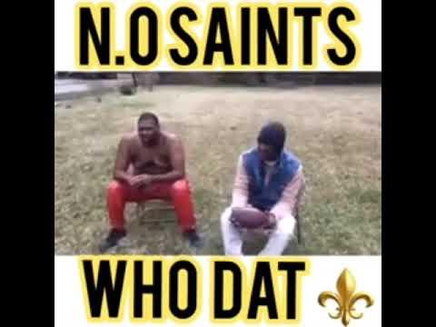 saints pass interference reaction