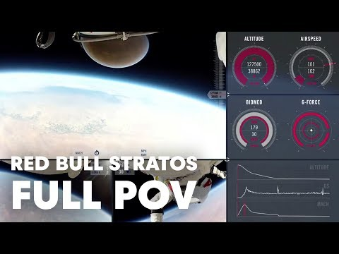 Watch Felix Baumgartner s Space Jump from Every Angle