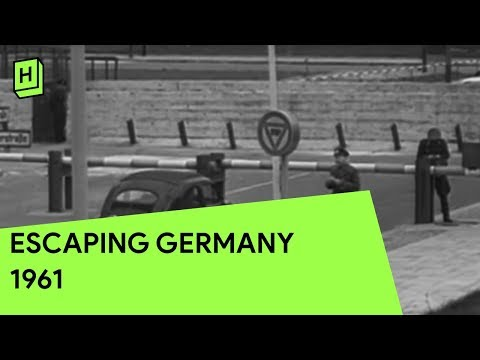 Escape Attempts In Germany | 1961