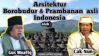 Video Arsitektur candi Borobudur 100% asli Indonesia bukan nabi Sulaiman MP3, 3GP, MP4, WEBM, AVI, FLV Maret 2019