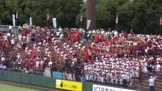 常総学院 新曲サラバ、愛しき悲しみたちよ 平成28年選手権茨城大会