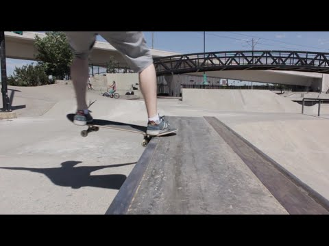 Millenium Skatepark Calgary