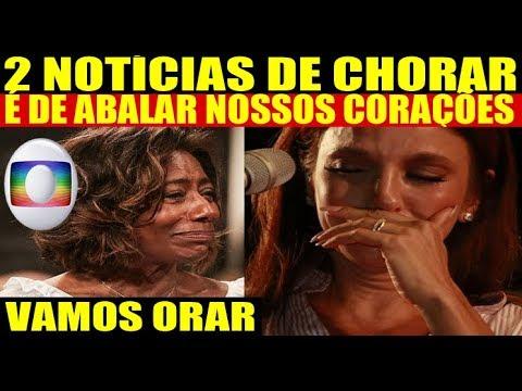 Chegou Agora! Triste Notícia de Glória Maria e Ivete Sangalo, Neymar FLAGRAD0 c Outra Modelo