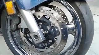 7. 2005 Kawasaki ZZR® 1200