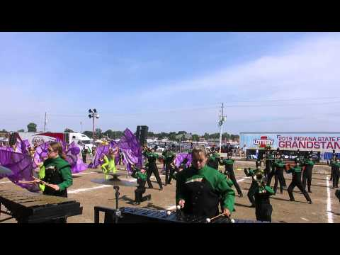 Northeastern High School - 2015 State Fair Band Day