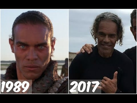 Cyborg (1989) Cast: Then and Now