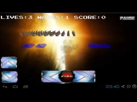 Video of SPACE CONQUEROR 3D