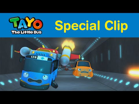 [Tayo Special Compilation] #05 Tayo's Best Shows (60 mins)