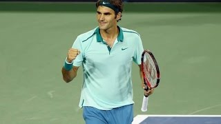 Tennis Highlights, Video - [HD]Roger Federer vs David Ferrer Highlights Final HD  #Cincinnati 18-08-2014