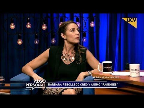 """video Bárbara Rebolledo: """"Con Felipe Camiroaga pololeamos mucho escondidos"""""""