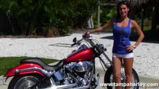 6. Used 2004 Harley-Davidson FXSTD Softail Deuce Motorcycles for Sale