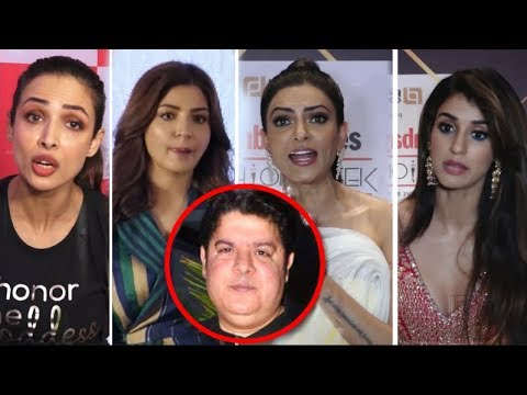 Bollywood Actresses Reaction AGAINST Sajid Khan Controversy| Metoo Movement