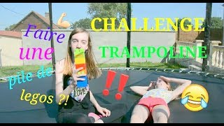 Video TRAMPOLINE CHALLENGE MP3, 3GP, MP4, WEBM, AVI, FLV Oktober 2017