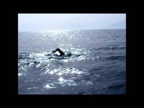 ATTRAVERSATA A NUOTO DELLO STRETTO DI GIBILTERRA-Gibilterra 2012