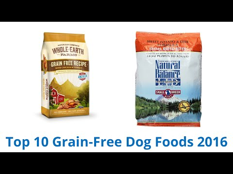 , title : '10 Best Grain-Free Dog Foods 2016'
