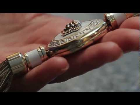 Versace Vanitas Bags - The Making Of