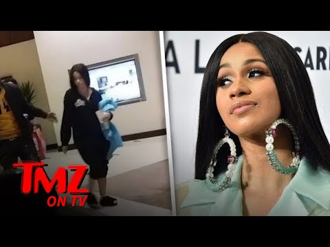 Cardi B Got Ejected From a Hotel | TMZ TV