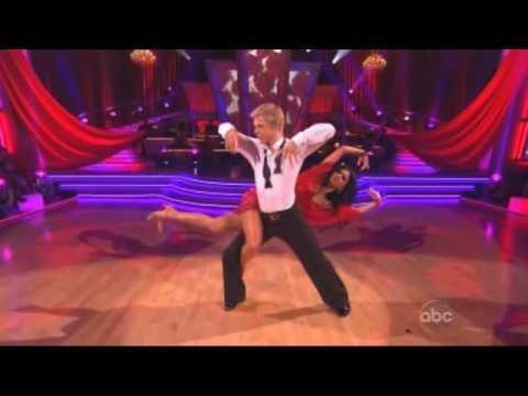 Nicole Scherzinger & Derek Hough - Dancing With The Stars - Rumba Finale  Dance 1