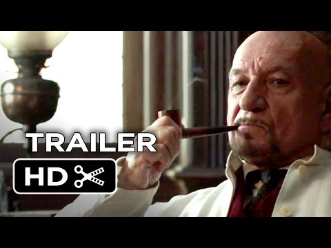 MOVIES: Stonehearst Asylum - Official Trailer feat Ben Kingsley and Kate Beckinsale