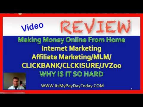 Making Money – JVZoo – Why is it SO HARD!