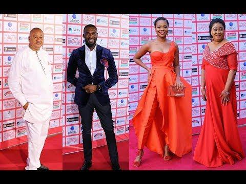 The Royal Hibiscus Hotel movie premiere - Tiwa Savage, Reekado Banks and Cobhams perform.