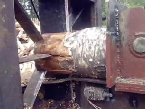 Дровокол гидравлический для трактора своими руками
