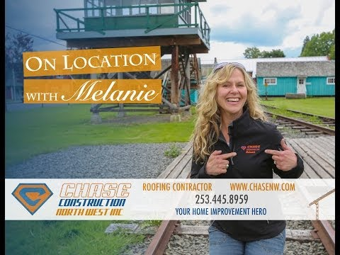 Roofers in Tacoma  – On Location with Melanie