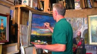 Видео о художнике