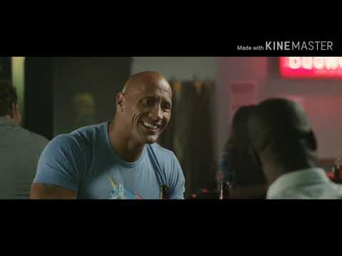 Central intelligence (bar scene) english