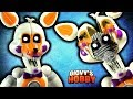 How to make LOLBIT ★ FNAF SISTER LOCATION  ➤Polymer clay Tutorial Giovy